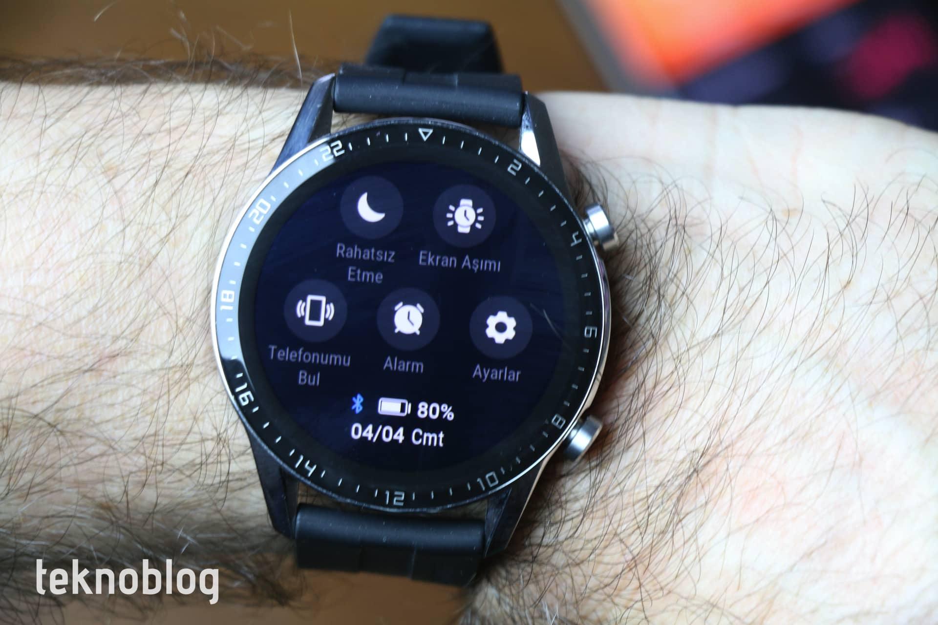 Huawei Watch GT 2 İncelemesi 9