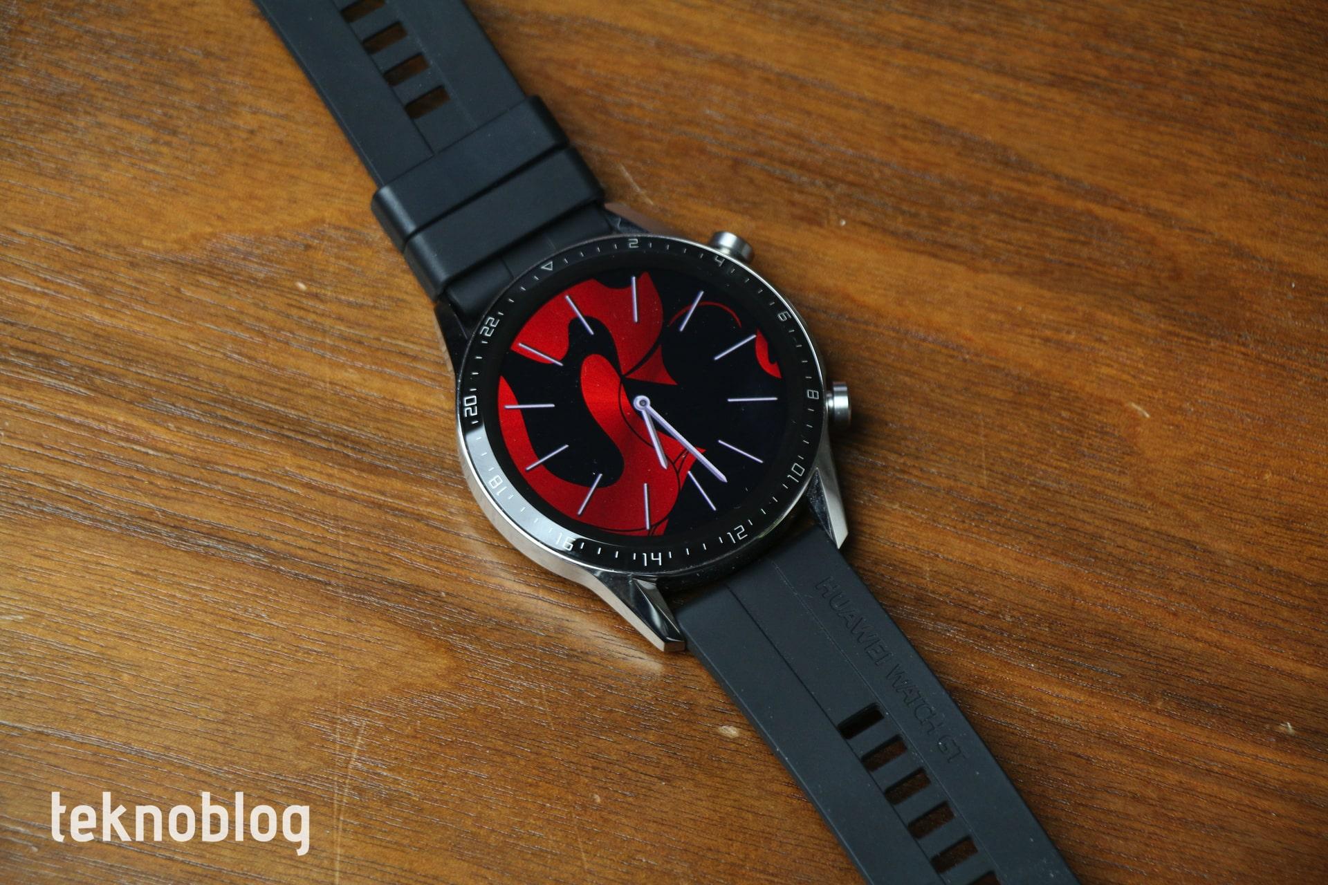 Huawei Watch GT 2 İncelemesi 8