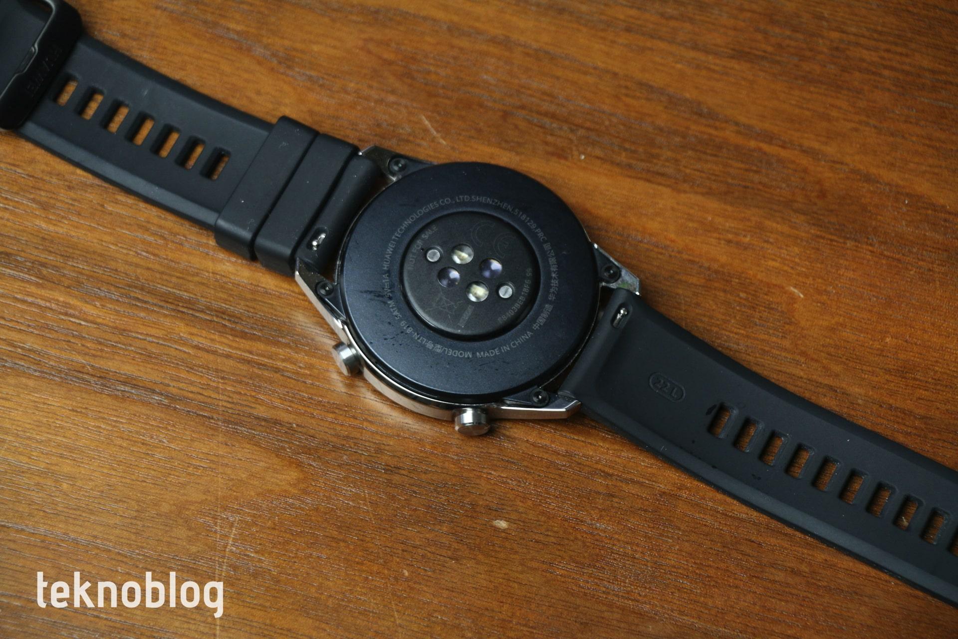 Huawei Watch GT 2 İncelemesi 2