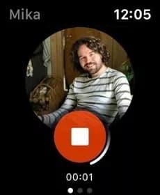 facebook kit apple watch