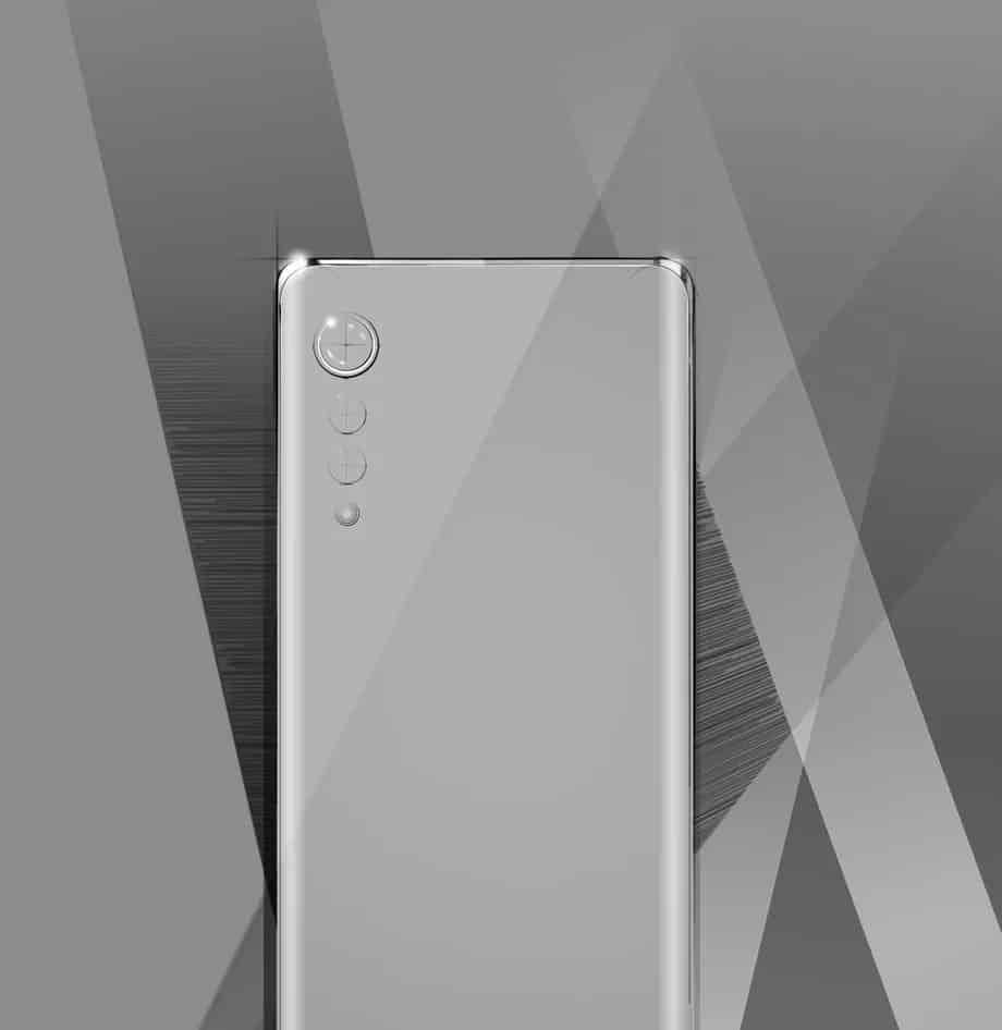 lg akıllı telefon yeni tasarım