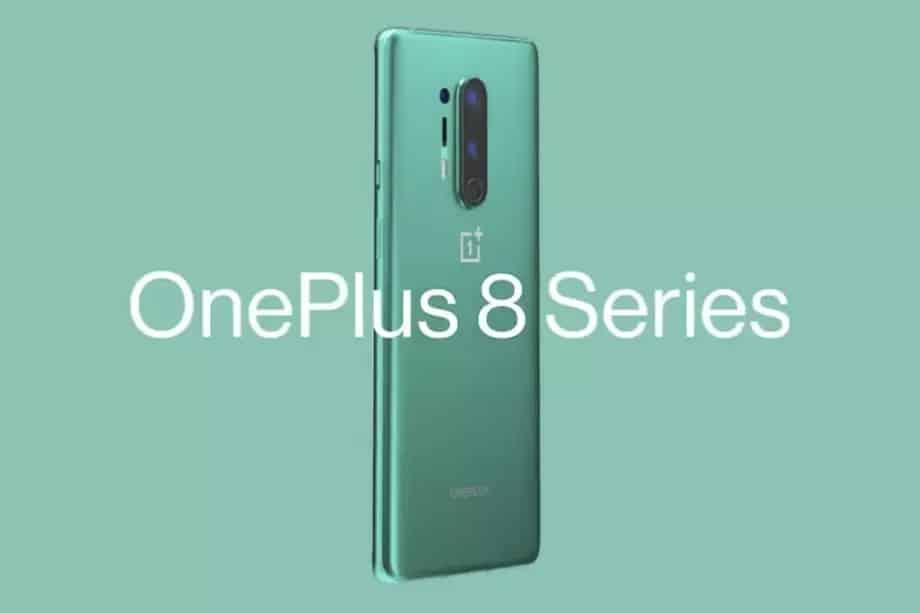 oneplus 8 serisi