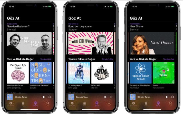 Apple'dan bayramda dinleyebileceğiniz podcast tavsiyeleri