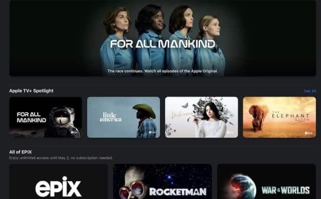 Apple TV Plus Disney ve Netflix'le rekabet için eski içeriklere yöneliyor