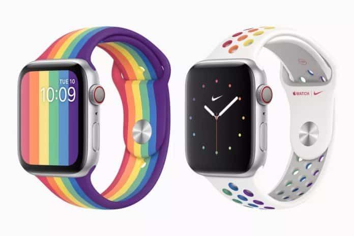 apple watch pride kordon