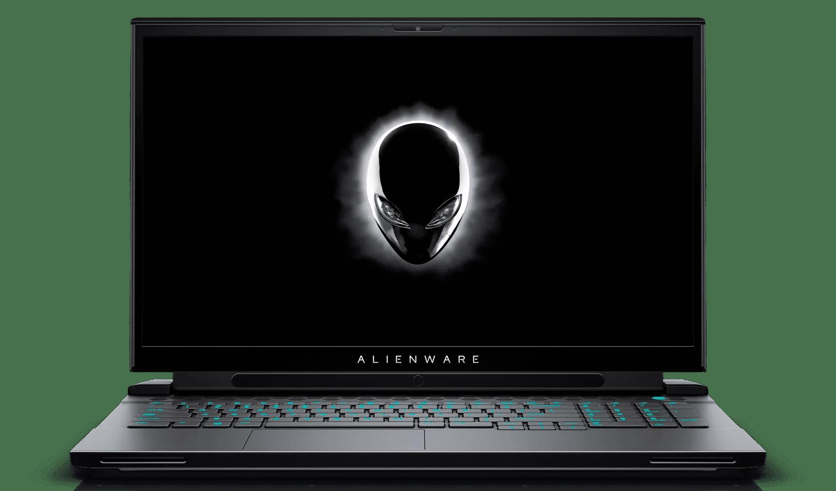 dell alienware m17