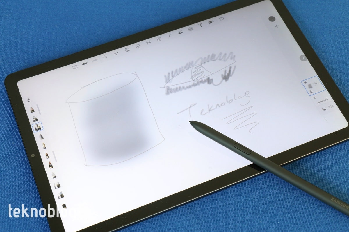 Samsung Galaxy Tab S6 Lite İncelemesi