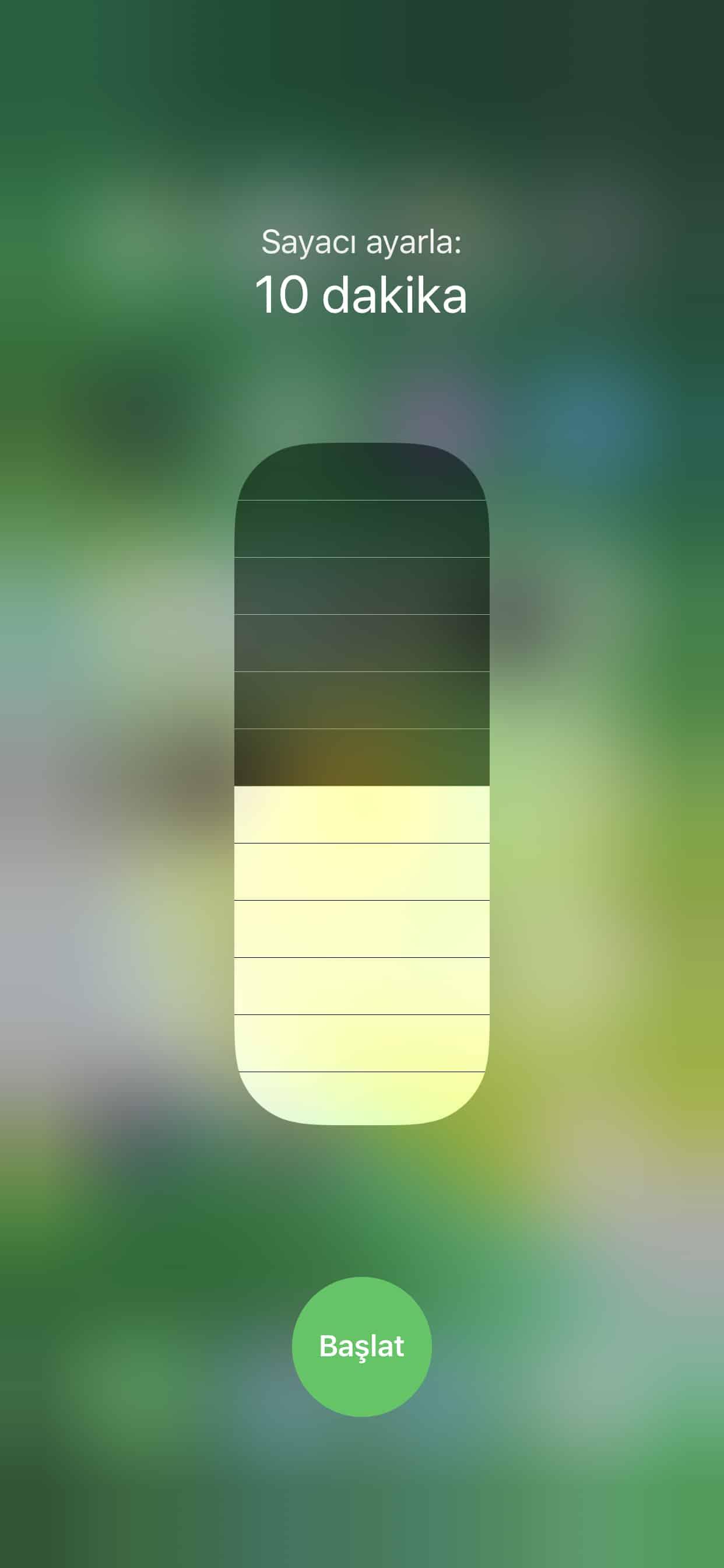 iphone sayaç kurulumu