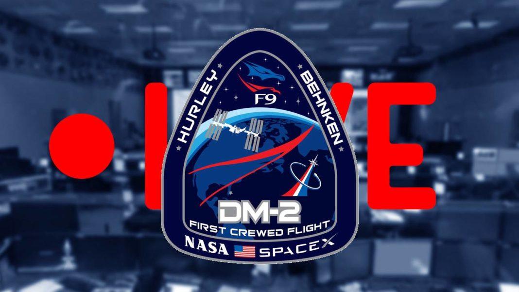 NASA SpaceX Crew Dragon Demo-2 fırlatma işlemini canlı yayın ile takip edin