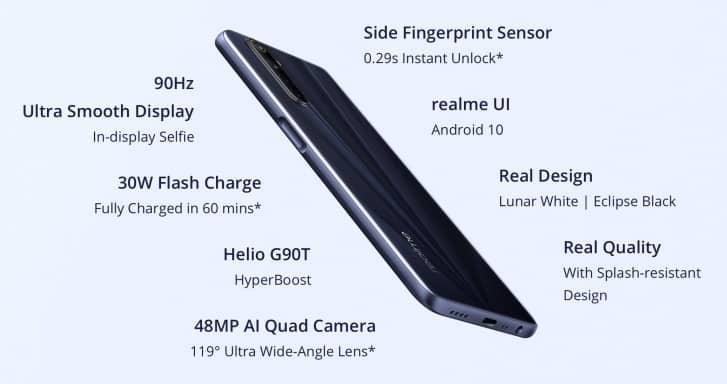 Realme 6s yüksek-fiyat performans oranı arayanlar için