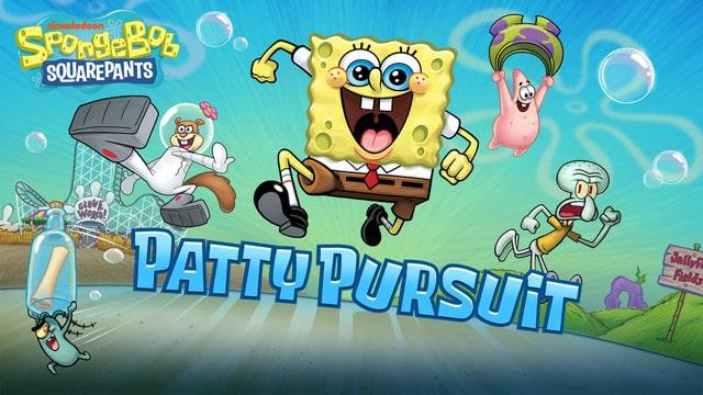 SpongeBob yeni oyunuyla Apple Arcade kullanıcılarıyla buluştu