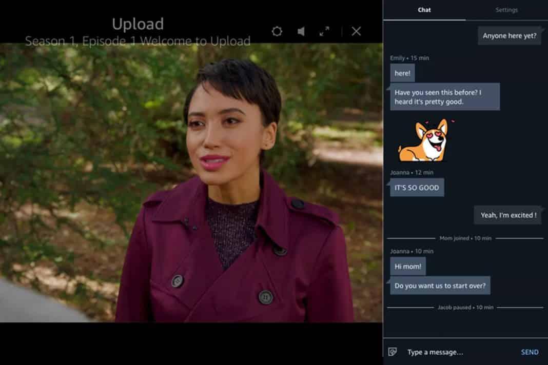 Amazon Prime Video'ya Netflix Party benzeri özellik
