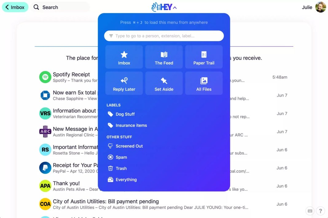 Apple ile sorunlar yaşayan yeni e-posta servisi Hey'in dikkat çekici para kazanma planı