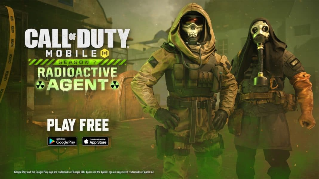Call of Duty mobile 7. Sezon