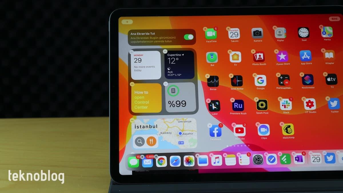 iPadOS 14 Ön İnceleme [Video]