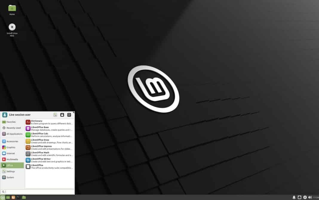 Linux Mint 20 Ulyana resmen dağıtıma çıktı