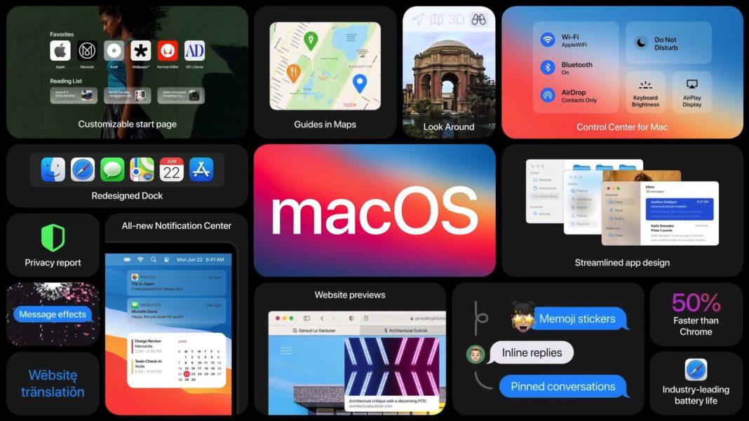 macOS Big Sur ön tanıtımı yapıldı: Yeni görünüm ve kullanışlı özellikler