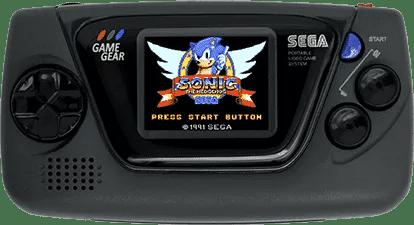 Sega'dan altmışıncı yıla özel Game Gear Micro mikro oyun konsolu