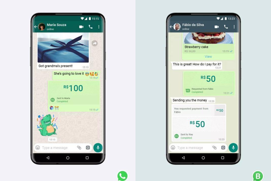 WhatsApp dijital ödeme sistemini Brezilya'da kullanıma sundu