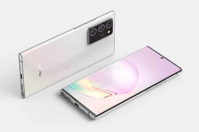 Yakında beklenen Galaxy Note 20 Ultra ile Snapdragon 865+ iddiası