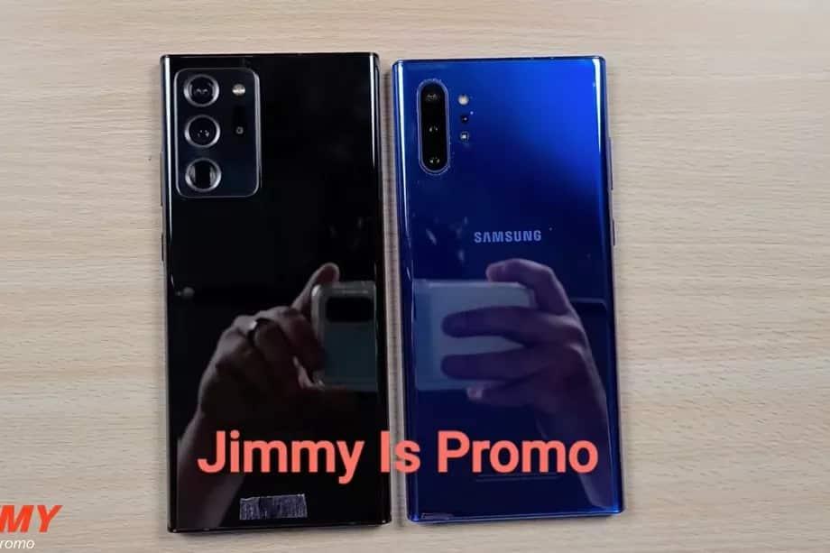 Galaxy Note 20 Ultra'nın detayları erken ön inceleme videosunda [Video]
