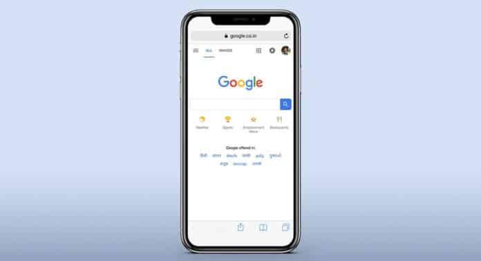 google apple safari