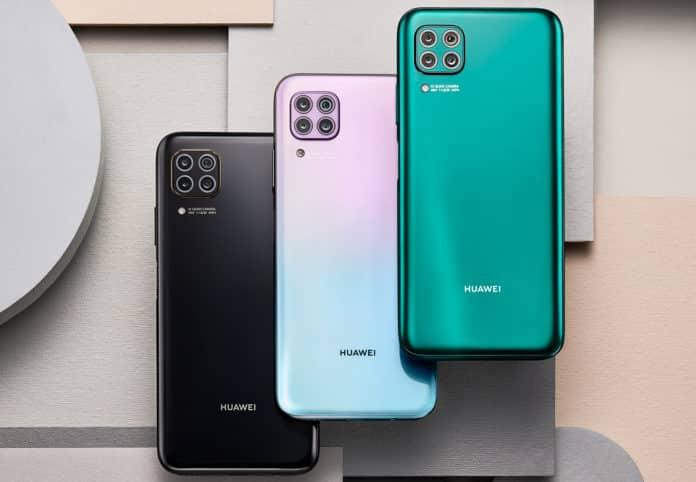 Huawei Online Mağaza için mobil uygulama artık kullanımda