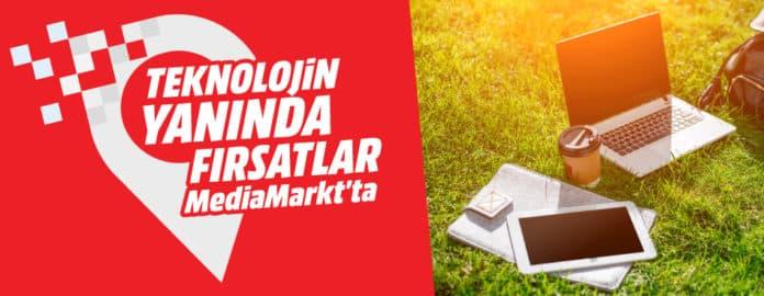 MediaMarkt mobil hayatı kolaylaştıracak notebook ve tabletlerde indirimler sunuyor