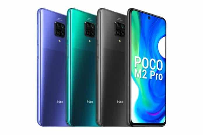 Poco M2 Pro yüksek pil kapasitesi ve uygun fiyatla tanıtıldı
