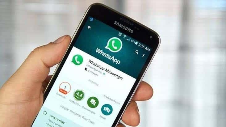 samsung whatsapp