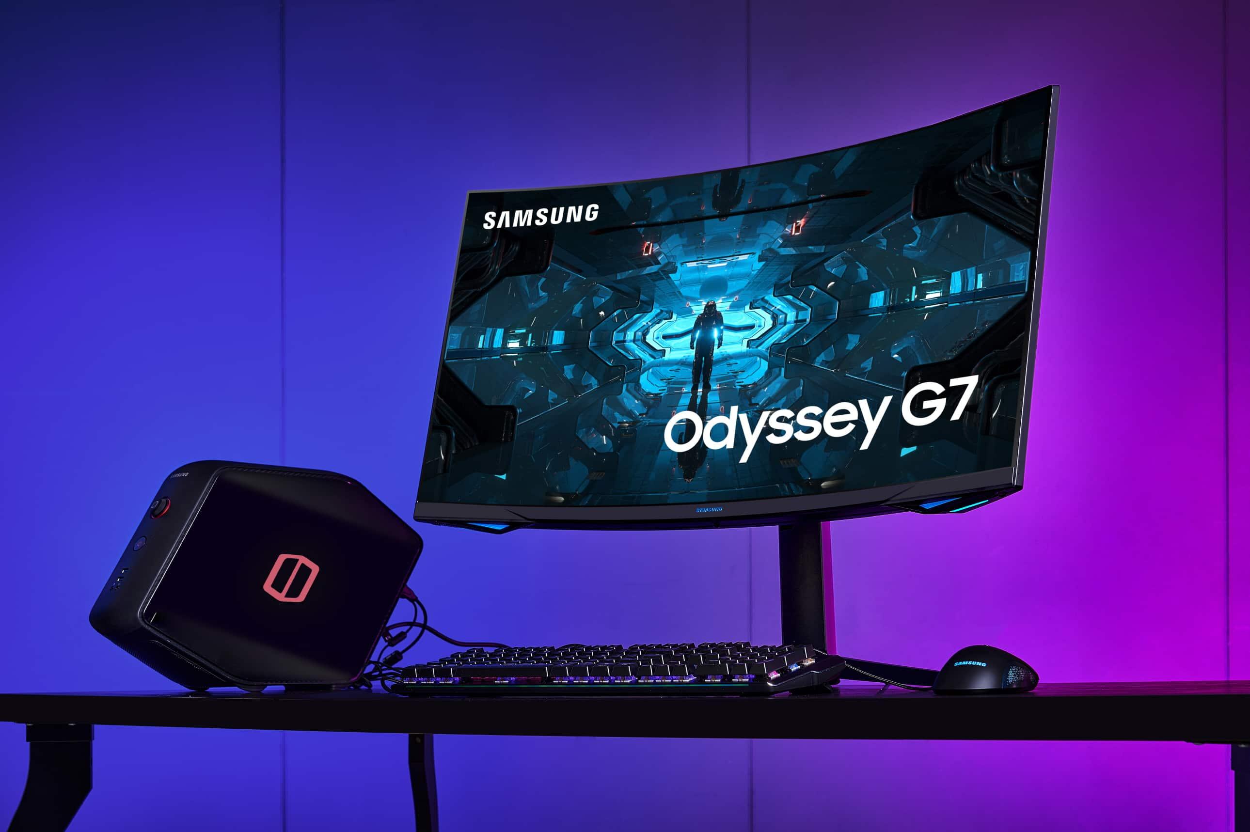 Türkiye'de satışa sunulacak Samsung Odyssey monitörler için detaylar ve fiyatlar