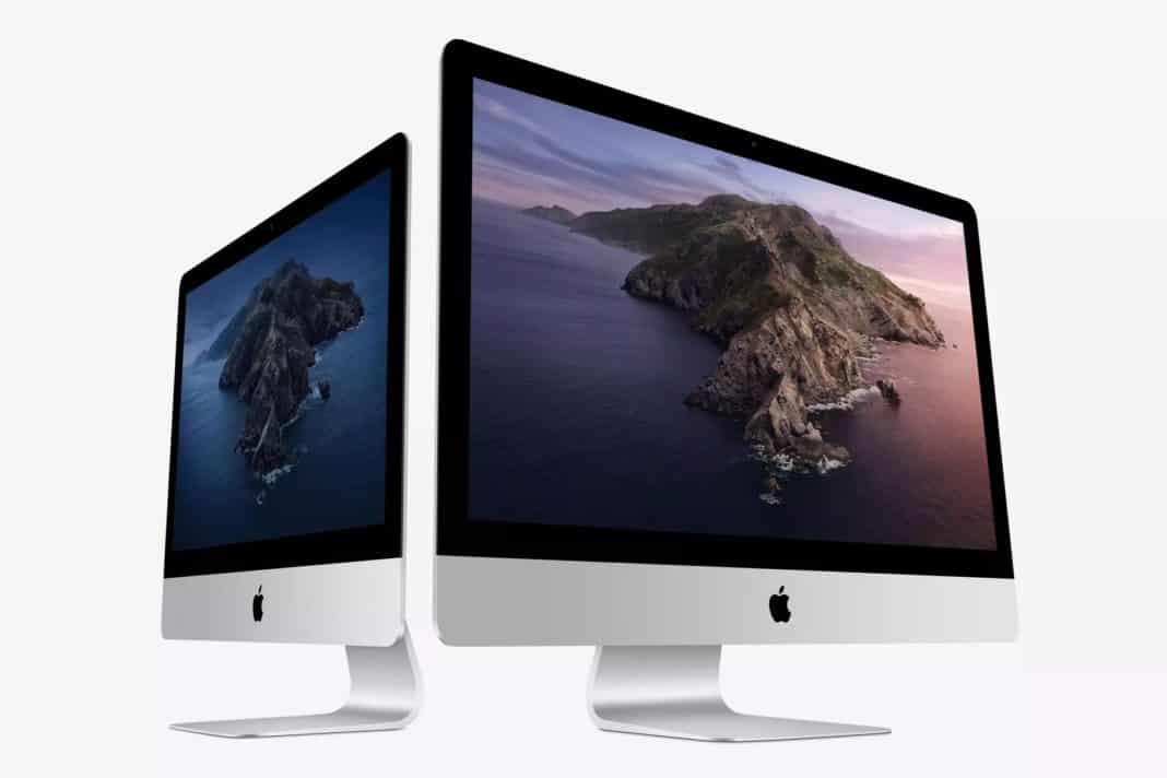 Apple 27 inç iMac'i yeniledi, 1080p web kamerası geldi