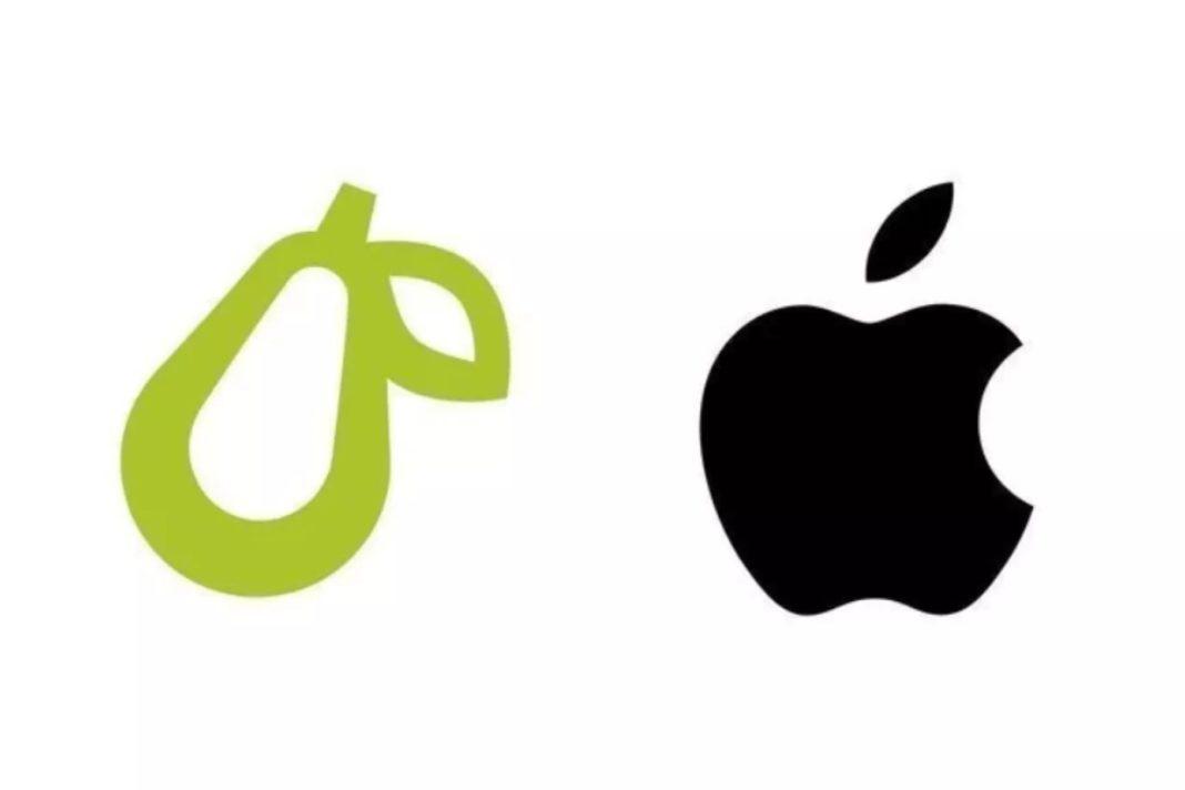 Apple bu yemek tarifi uygulamasının armut logosunu değiştirmesini istiyor