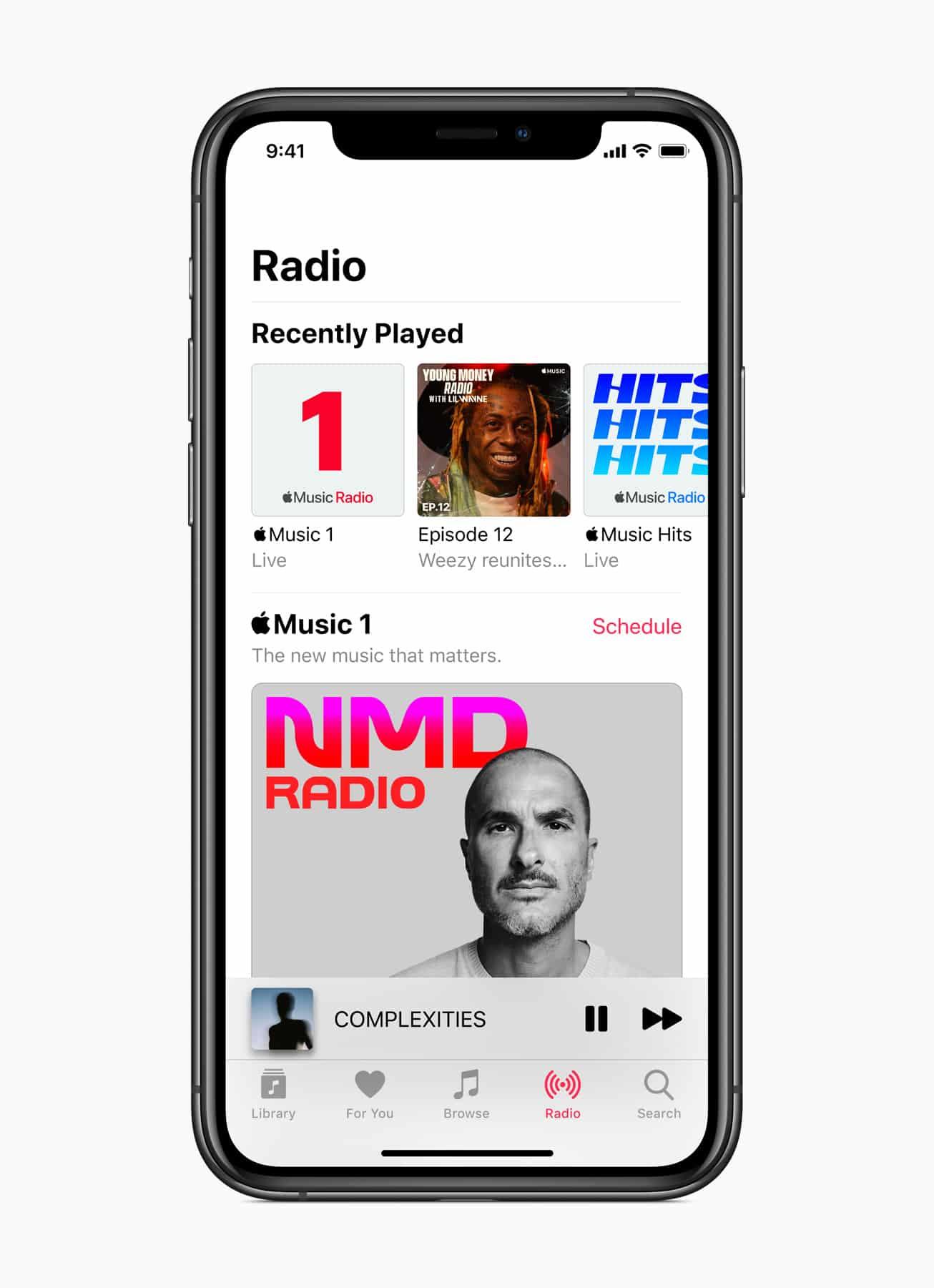 Apple Music radyolarında önemli değişiklikler ve iki yeni radyo