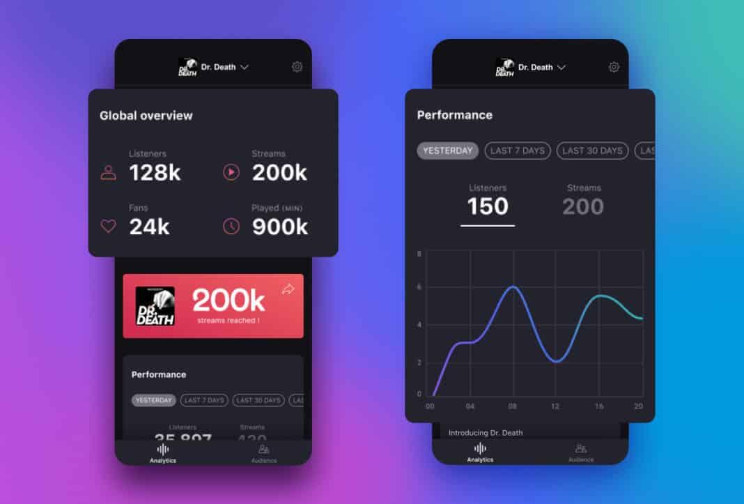 Deezer podcast yayıncıları için özel bir mobil uygulama sunuyor