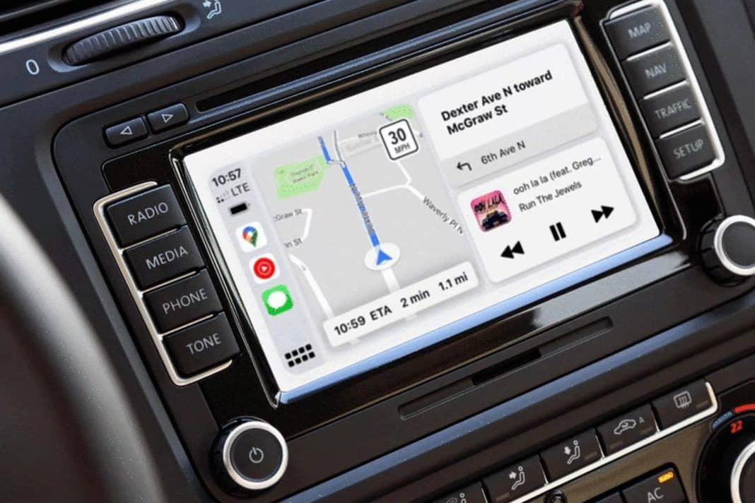 Google Haritalar için Apple CarPlay kontrol paneli desteği en sonunda geldi