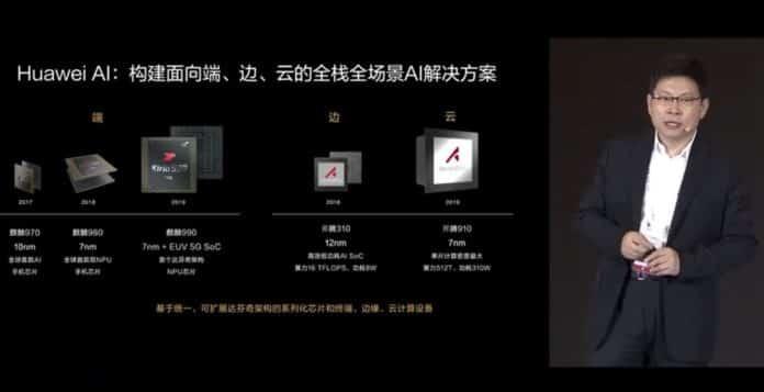 Huawei Mate 40 serisi en son Kirin işlemcili telefonlar olabilir