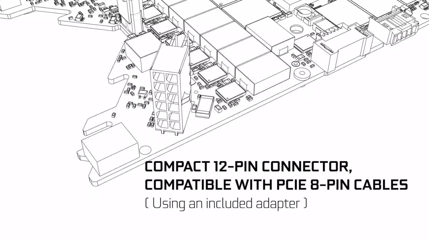 Nvidia RTX 3090 tasarımı, bağlantı yapısı doğrulandı [Video]