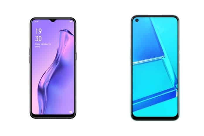 Oppo A31 ve A52 Android telefon modelleri Türkiye'de