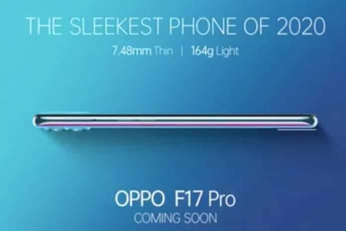 Oppo F17 Pro yılın en şık telefonu olma iddiasıyla geliyor