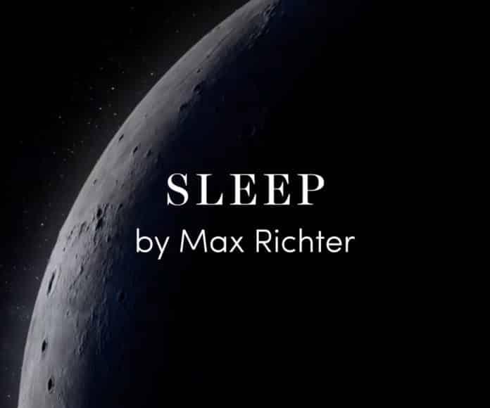 sleep by max richter