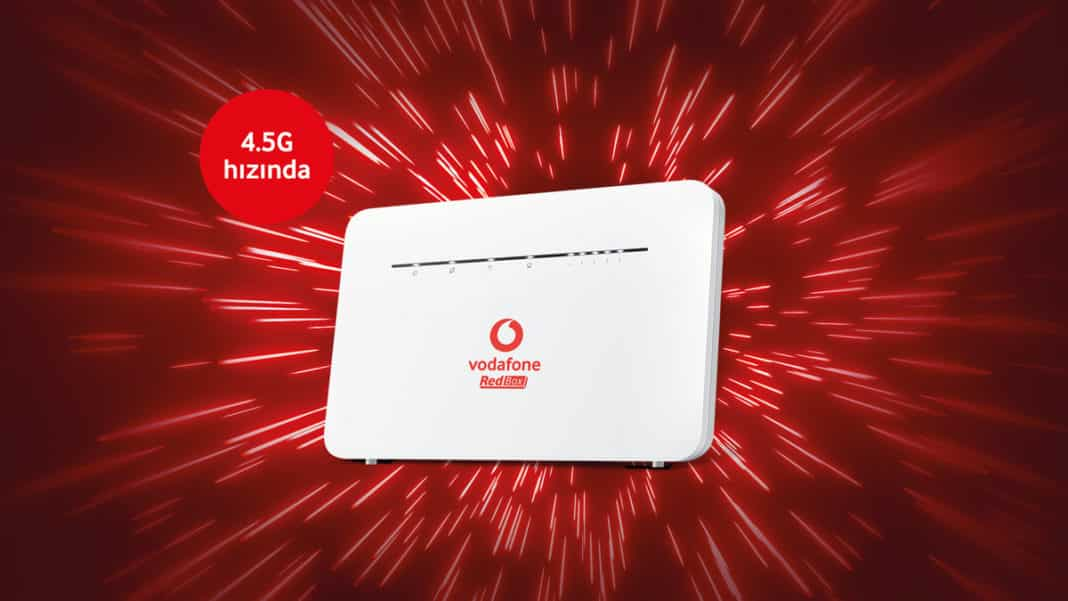 Vodafone Superbox'a rakip ev interneti çözümü RedBox'ı duyurdu