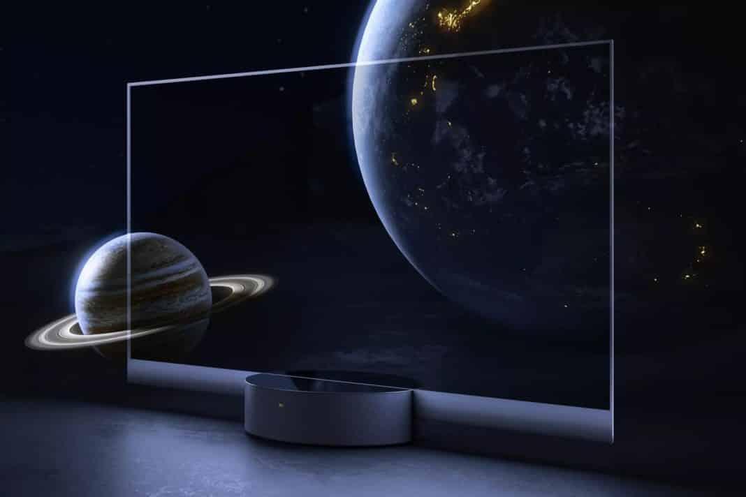 Xiaomi'nin yeni TV'si arkasında bulunanları da gösteriyor