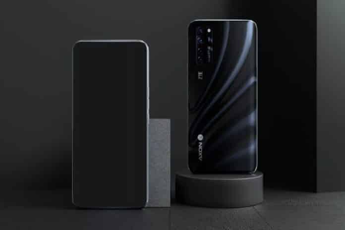 ZTE'nin ekran altı kameralı telefonuna ait yeni fotoğraflar