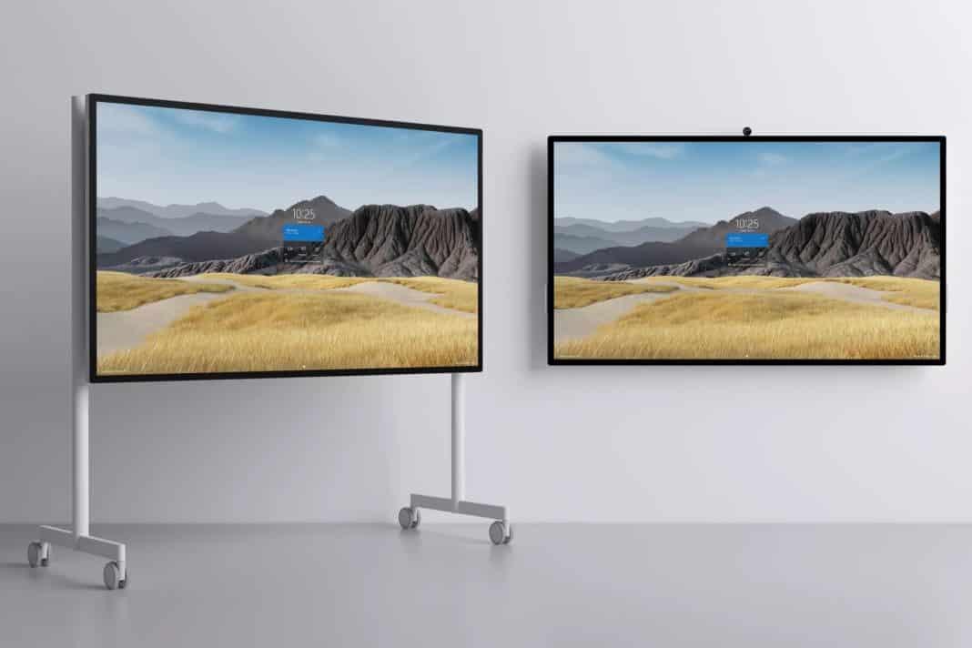 85 inç Surface Hub 2S'ın yüksek fiyatı ve çıkış tarihi açıklandı