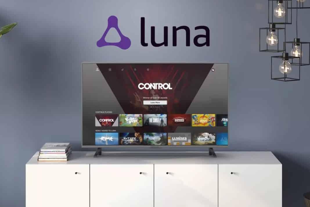 Amazon Luna adlı bulut tabanlı oyun servisini duyurdu