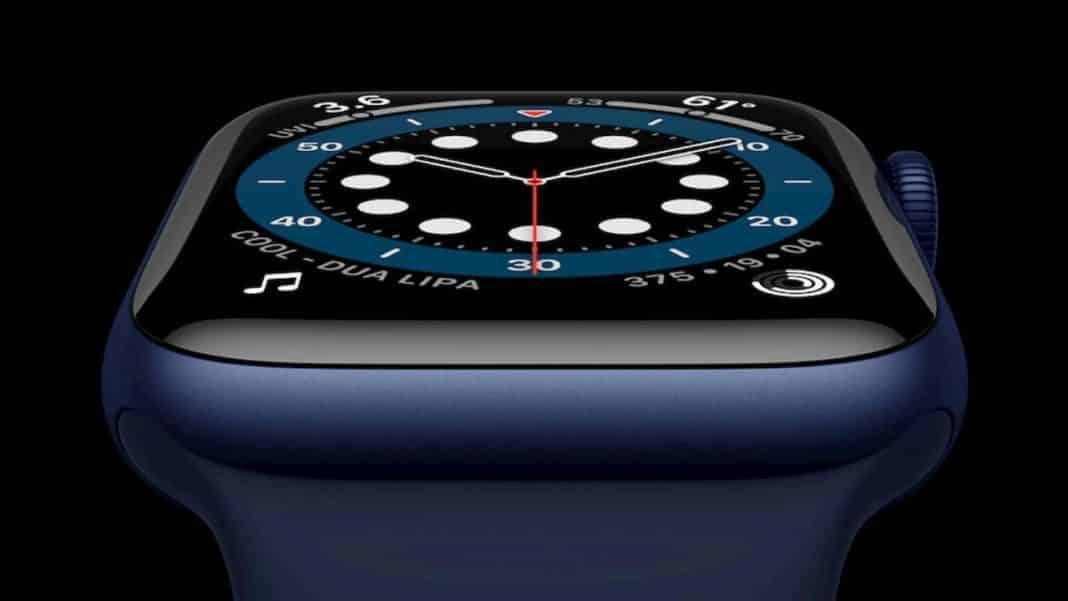 Apple Watch Series 6 kutusunda önemli bir aksesuar olmayacak
