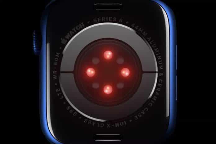 apple watch series 6 u1