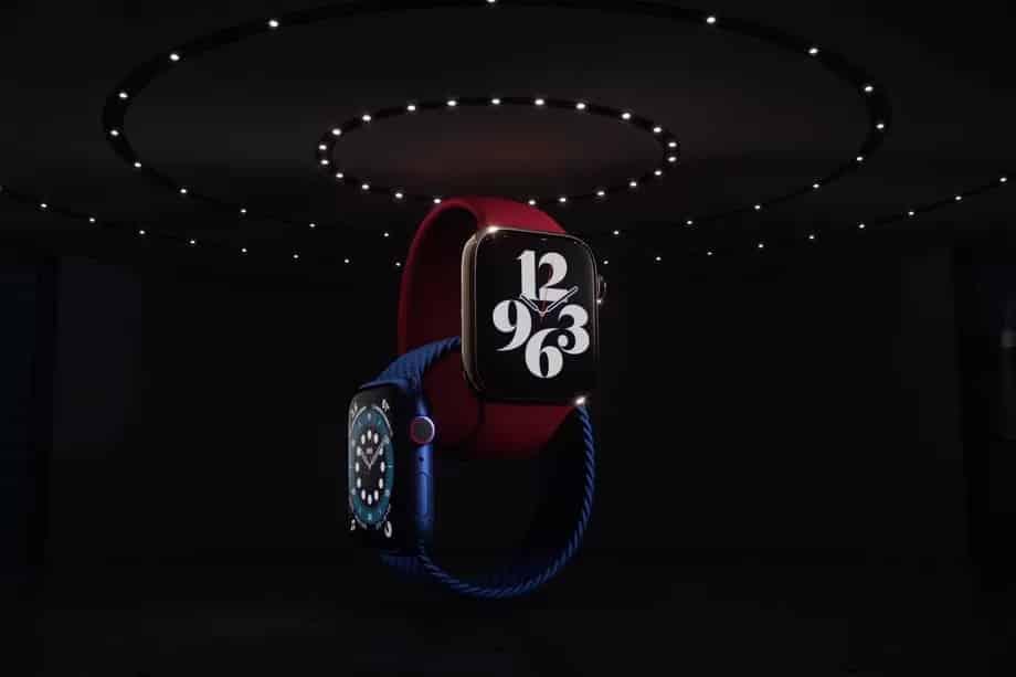 Apple Watch Series 6 tanıtıldı: Yeni renk seçenekler, kandaki