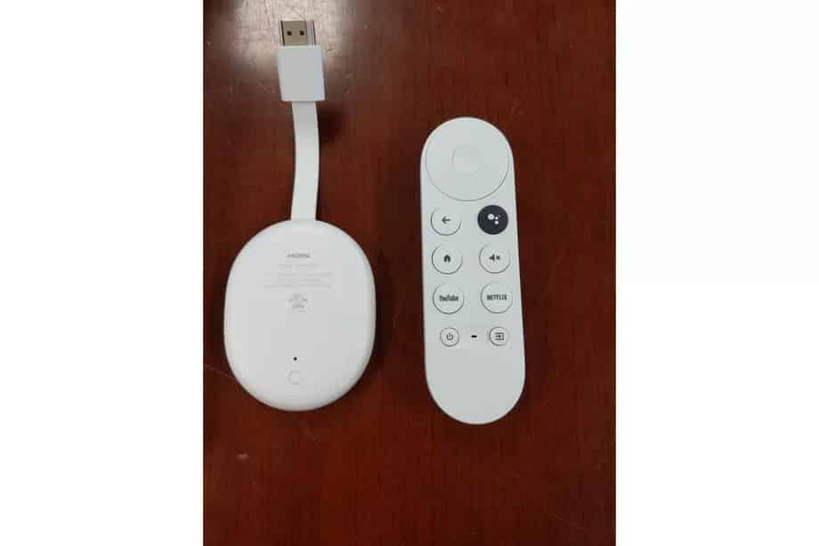 yeni google chromecast